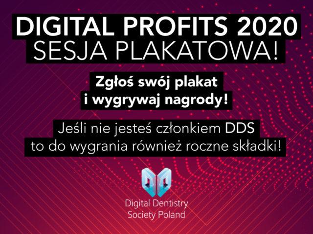 Sesja plakatowa Digital Dentistry Society