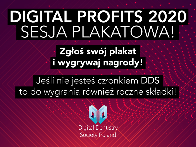 Sesja plakatowa Digital Dentistry Society
